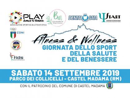 Fitness & Wellness - Giornata dello sport, della salute e del benessere